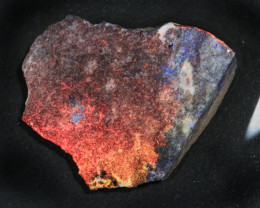 "3.70ct -2# - ""Bet it all on RED"" Matrix Opal Rough-Treated [22149]"