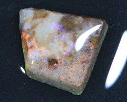 4.10ct  -2#  -  Andamooka Matrix Opal Rough-Treated [22151]