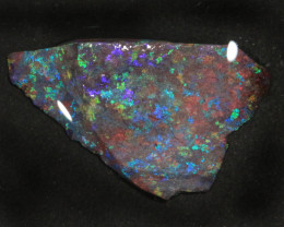 2.75ct  -2#  -  Andamooka Matrix Opal Rough-Treated [22158]
