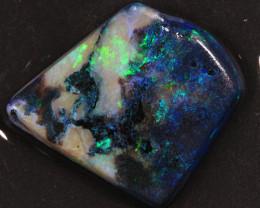 17.60ct  -3#  -  Andamooka Matrix Opal Rough-Treated [22166]