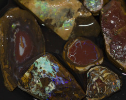 361 cts BEAUTIFUL BOULDER OPAL