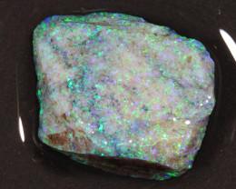 14ct  -3#  -  Andamooka Matrix Opal Rough-Treated [22172][