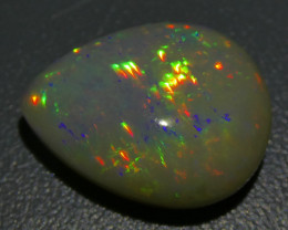 6.66 ct Pear Cabochon Opal IGI Certified