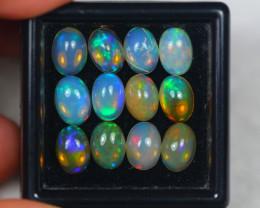 5.48Ct Natural Ethiopian Welo Opal Lot JA1133