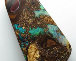 34.21ct Queensland Boulder Opal Stone
