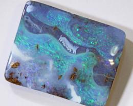 17.39 carats  Boulder Opal Polished ANO 648
