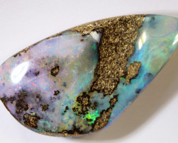 24.23 carats  Boulder Opal Polished ANO 651