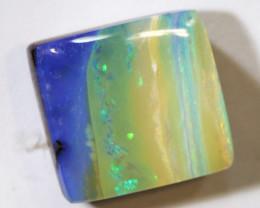 13.66 carats  Boulder Opal Polished ANO 657
