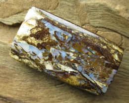 30cts, WOOD OPAL~FOSSIL STONE