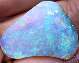 11.30 CTS -COOBER PEDY CRYSTAL OPAL RUB DT-5044