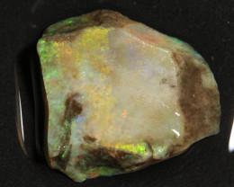 11.25ct  -6#  -  Andamooka Matrix Opal Rough-Treated [22288]
