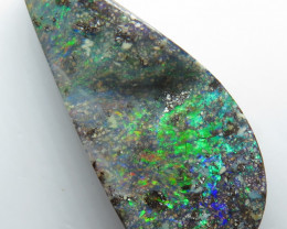 6.57ct Queensland Boulder Opal Stone
