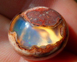 15ct Mexican Matrix Cantera Multicoloured Fire Opal