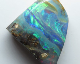 5.73ct Queensland Boulder Opal Stone