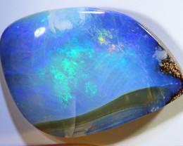 30.59 carats  Boulder Opal Polished ANO 667