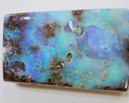26.93 carats  Boulder Opal Polished ANO 679