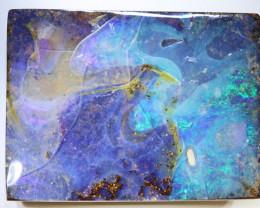 43.29 carats  Boulder Opal Polished ANO 682