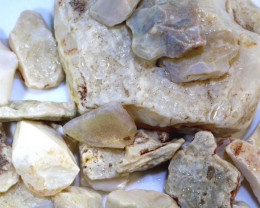 250 CTS- WHITE OPAL ROUGH (PARCEL) COO BERPEDY DT-5355
