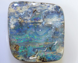 26.68 carats  Boulder Opal Polished ANO 696
