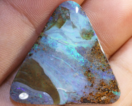 27.65 carats  Boulder Opal Polished ANO 711