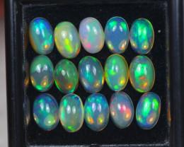 4.73Ct Natural Ethiopian Welo Opal Lot JA1151
