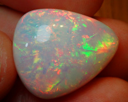 21.48ct. Blazing Welo Solid Opal