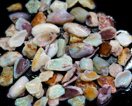 659.45 CTS OPALIZED SHELL FOSSIL PARCEL UNTOUCHED [CRO3]