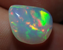 2.78ct. Blazing Welo Solid Opal