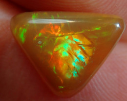 2.5ct. Blazing Welo Solid Opal