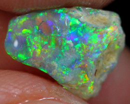 1.90cts Australian Lightning Ridge Opal Rough / AU97