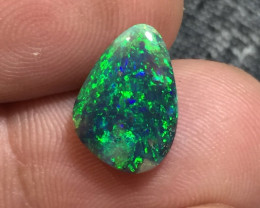 2,91 ct - Lightning Ridge opal - LR196