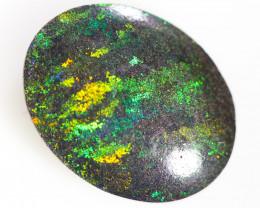 2.15 Cts Collectors Andamooka opal cut 80's   OPJ 2106
