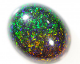 2.7 Cts Collectors Andamooka opal cut 80's   OPJ 2128