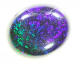 2.4 Cts Collectors Andamooka opal cut 80's   OPJ 2131