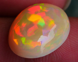 5.60 CRT STUNNING BLOCK NEON PUZZLE PATTERN MULTICOLOR WELO OPAL
