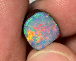TOP GEM DOUBLET; 10.5 CTs of Stunning Australian Natural Opal Doublet, #759