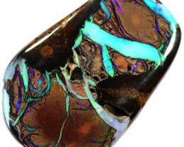 117.00 CTS STUNNING BOULDER OPAL FROM KOROIT [BMA4743]