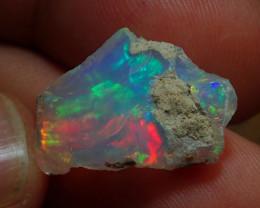 7.00ct. Cutting Rough Ethiopian Wello Opal Lot