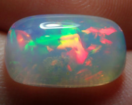 3.28ct. Blazing Welo Solid Opal