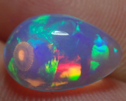 2.52ct. Blazing Welo Solid Opal