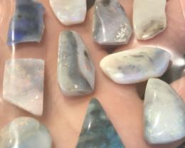 105cts Mintabie Opal Rubs