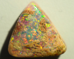 3.15CT PIPE WOOD REPLACEMENT BOULDER OPAL TB505