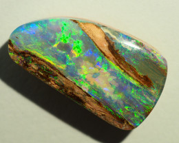 4.85CT PIPE WOOD REPLACEMENT BOULDER OPAL TB529