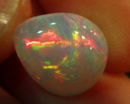 4.62ct. RED FLASH QUALITY WELO OPAL