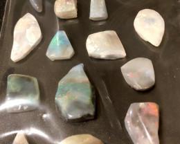 75cts Mintabie Opal Rubs