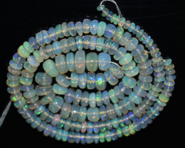 4450 Ct Natural Ethiopian Welo Opal Beads Play Of Color