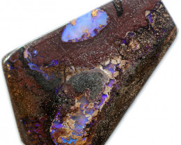 116.85 CTS STUNNING BOULDER OPAL FROM KOROIT [MS8407]