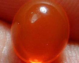 0.93ct Mexican Matrix Cantera Multicoloured Fire Opal