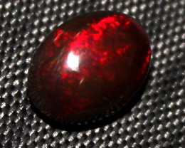 1.85 Crt Natural Ethiopian Welo Fire Smoked Opal 234
