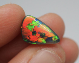 3.22CT Black Opal  Lightning Ridge DM